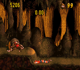 Donkey Kong Country - Competition Edition -  - User Screenshot