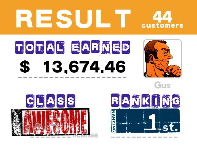 Crazy Taxi - My best so far... - User Screenshot