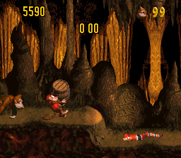 Donkey Kong Country - Competition Edition - Competition Score ;) - User Screenshot