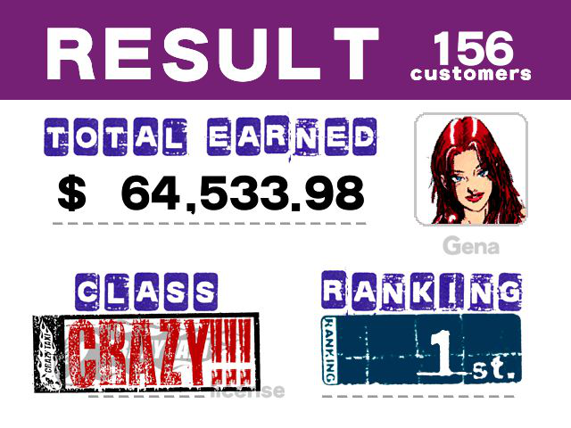 Crazy Taxi - Done! - User Screenshot