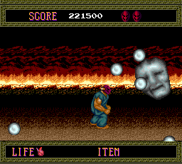 Splatterhouse - I like this game - User Screenshot
