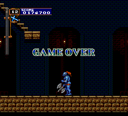 Castlevania - Rondo of Blood (english translation) -  - User Screenshot