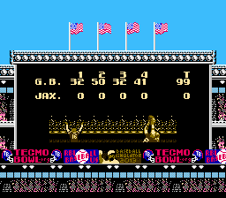 Tecmo Super Bowl 2015 (tecmobowl.org hack) - StepItUpNuggy - User Screenshot