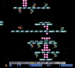Play Gradius Online TG Game Rom - Turbo Grafx Emulation on
