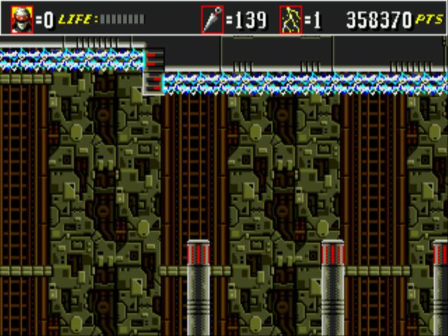 Shinobi III (GEN) Game - Sega Genesis Shinobi III (GEN)
