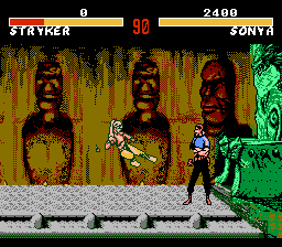 Play Ultimate Mortal Kombat 4 Online NES Game Rom - Nintendo