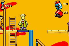 Ed Edd N Eddy Jawbreakers Gba Game Game Boy Advance User