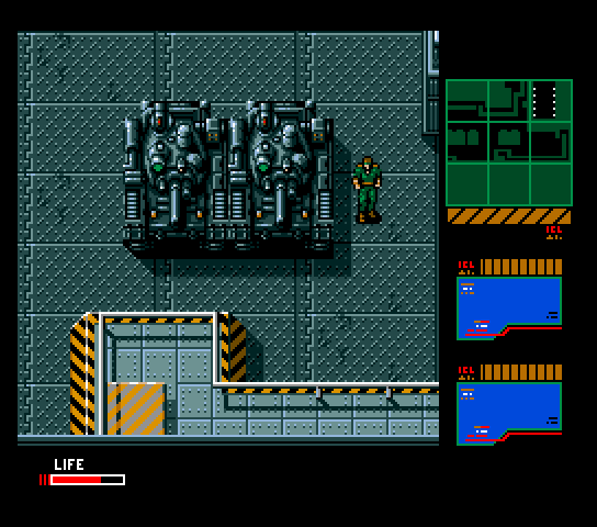 metal gear msx emulator