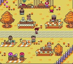 Play EarthBound Halloween Hack - Bad Fur Day Edition Online
