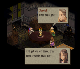 Final Fantasy Tactics 1.3 - Easy Type - woo tetra I thought we was friends - User Screenshot