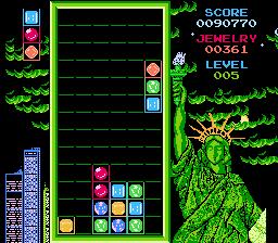 Magic Jewelry 2 (NES) Game - Nintendo NES - User screenshotsMagic Jewelry 2 (NES)