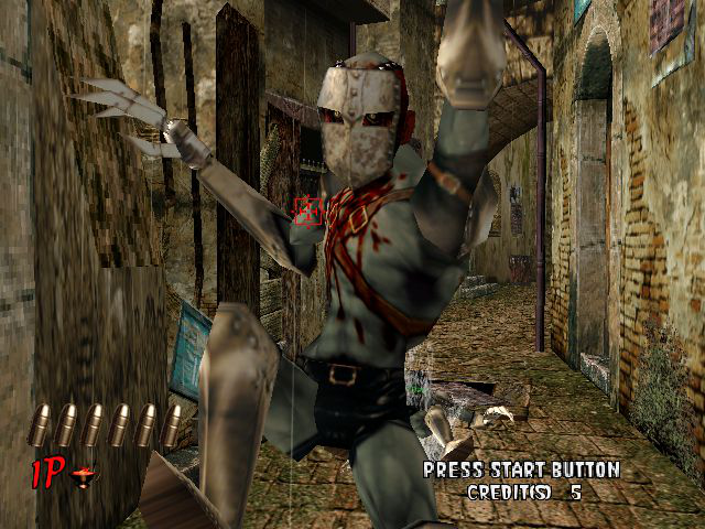 Play The House Of The Dead 2 Online Dc Game Rom Sega Dreamcast