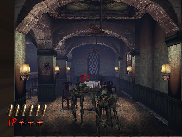 The House of the Dead 2 - Level Muddy - New zombies - User Screenshot