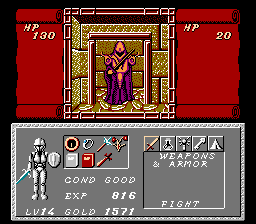 magic sword rom