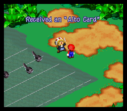 Super Mario RPG - Legend of the Seven Stars (SNES) Game