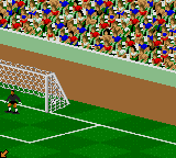 FIFA International Soccer - Level  - GOAAAAAL! - User Screenshot