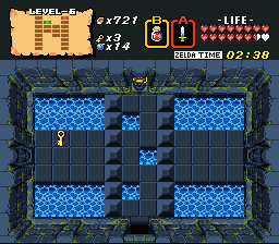 Play BS Zelda Map Two - Link Version Online SNES Rom Hack of BS