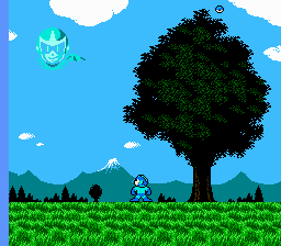 Mega Man 3 - Ending  - One Day..... - User Screenshot