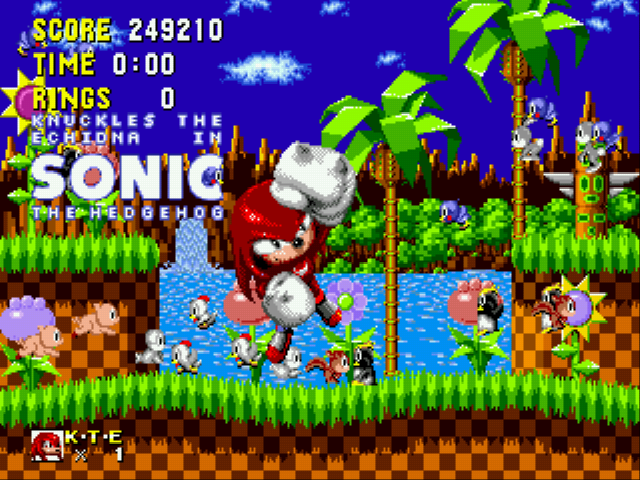 Play Knuckles The Echidna In Sonic The Hedgehog Online Gen Rom Hack Of Sonic The Hedgehog Knuckles The Echidna In Sonic The Hedgehog Gen
