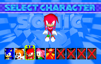 Sonic R -  - User Screenshot