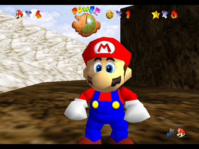 Play Super Mario 64 - HD Online N64 Rom Hack of Super Mario