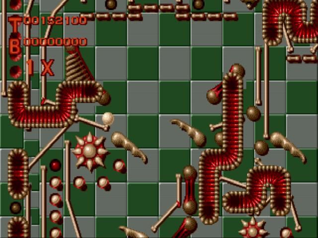 Play Virtual Pinball Online GEN Game Rom - Sega Genesis