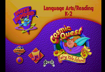 Mars Moose Cosmic Quest 2: Fairy Tale Island - Introduction  -  introduction - User Screenshot