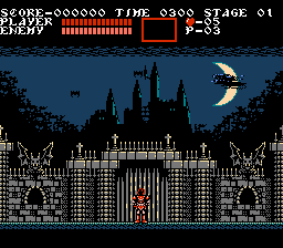 Castlevania - Baleful Sonata - Misc  - A Crescent Moon - User Screenshot