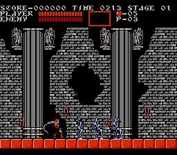 Castlevania - Baleful Sonata - Misc  - DIE! - User Screenshot