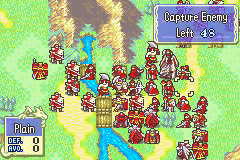 Play Fire Emblem - Sacred Contention Online GBA Rom Hack of