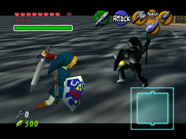 Play The Legend of Zelda - Ocarina of Time Online N64 Game Rom