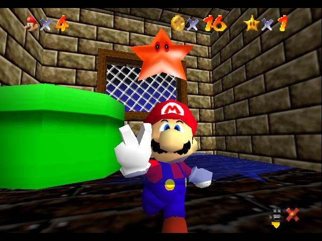 Super Mario 64 - Halloween Mayhem hack (N64) Game - Nintendo