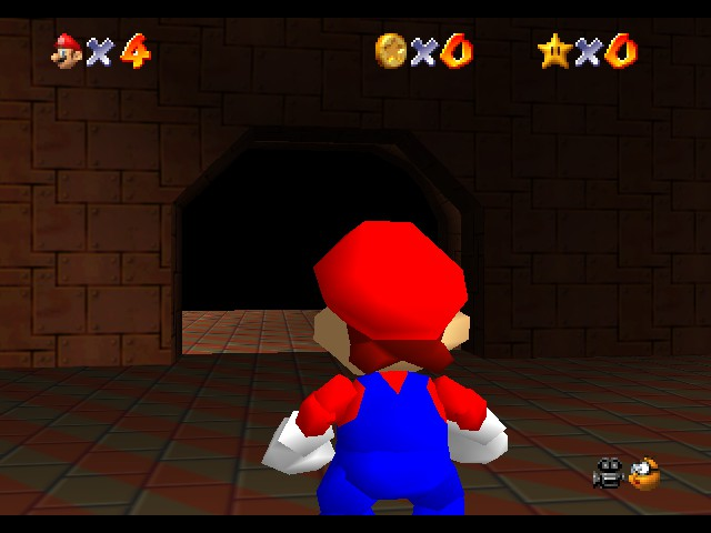 Super Mario 64 Beta Remake by Dudaw12 (beta 1) hack (N64