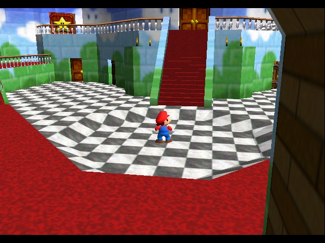 Play Super Mario 64 Extreme Edition Online N64 Rom Hack of