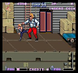 Double Dragon Ii The Revenge World Mame Game Arcade Double