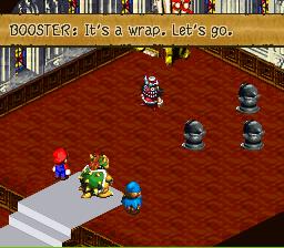 Play Super Mario RPG - Legend of the Seven Stars Online SNES