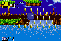 Play Sonic The Hedgehog Genesis Online Gba Game Rom Game Boy Advance Emulation On Sonic The Hedgehog Genesis Gba
