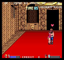 Double Dragon Japan Mame Game Arcade Double Dragon Japan Mame