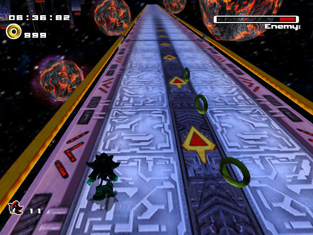 Play Sonic Adventure 2 Online DC Game Rom - Sega Dreamcast