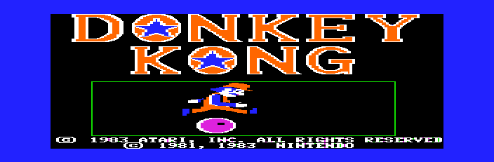 Donkey Kong - Introduction  - Uh, I asked for an iPad, NOT AN APPLE II ! - User Screenshot