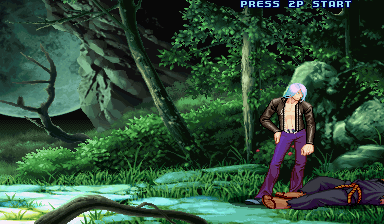 Street Fighter III 3rd Strike: Fight for the Future (Euro 990608) - *unzips* The game aint over yet buddy! - User Screenshot