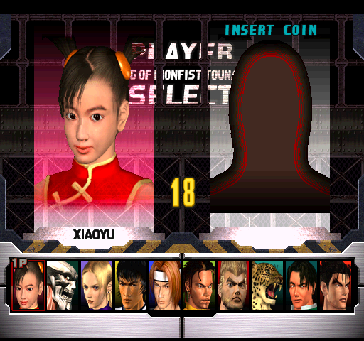 Play Tekken 3 Japan Tet1 Ver E1 Online Mame Game Rom Arcade