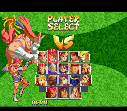 Play Street Fighter Alpha 2 Online SNES Game Rom - Super