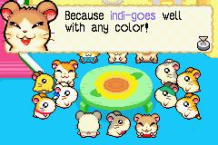 Play Hamtaro Rainbow Rescue Online Gba Game Rom Game Boy Advance Emulation Playable On Hamtaro Rainbow Rescue Gba