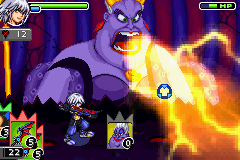 Play Kingdom Hearts Chain Of Memories Online Gba Game Rom Game
