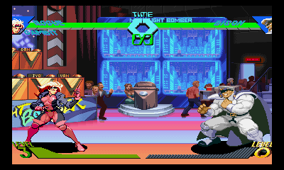 X Men Vs Street Fighter Psx Game Playstation User Screenshotsx Men Vs Street Fighter Psx