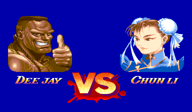 Super Street Fighter Ii The New Challengers Japan 930911 Mame