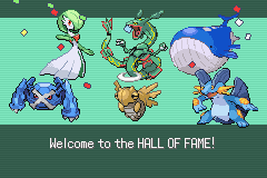 Play Pokemon Emerald - Catch 'em All! Online GBA Rom Hack of