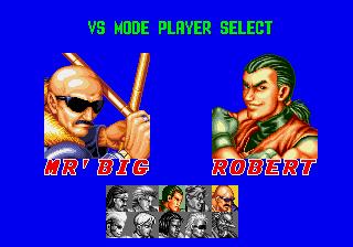 Art Of Fighting Gen Game Sega Genesis Art Of Fighting Gen