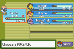 Play Pokemon Glazed Beta 5 Online Gba Rom Hack Of Pokemon Emerald